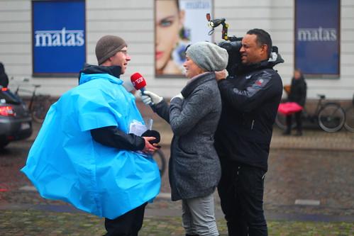Interview med tv2 news