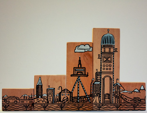 dec 03   wood blocks