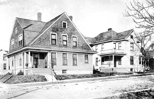 Blanche Sergeant House in Joplin Missouri