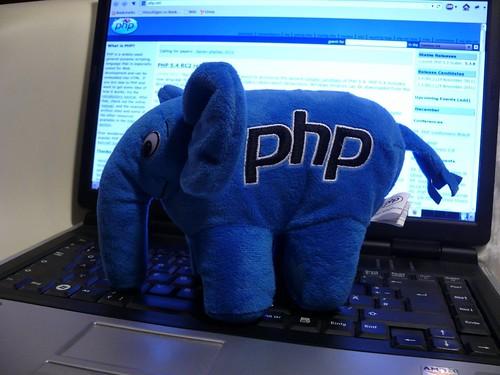 Der kleine PHP-Elefant