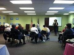 120111 Women for Obama phone bank