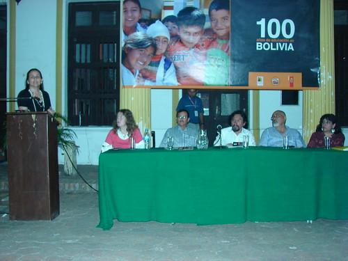 100 Años de Educación en Boliviva