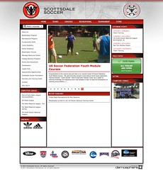 Scottsdale SC Website