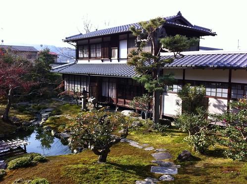 Zazen temple
