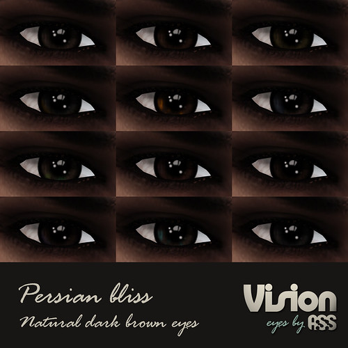 Persian bliss, dark brown eyes from Vision by A:S:S by Photos Nikolaidis