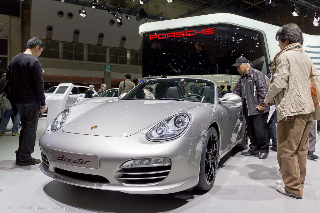 Motor Show - Porsche