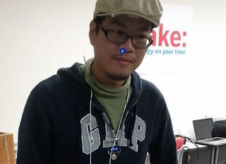 Electronics at Make Tokyo Meeting 07 #mtm07