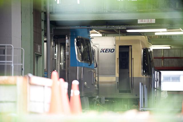 京王電鉄井の頭線 3000系 3028F 廃車 引退 1206