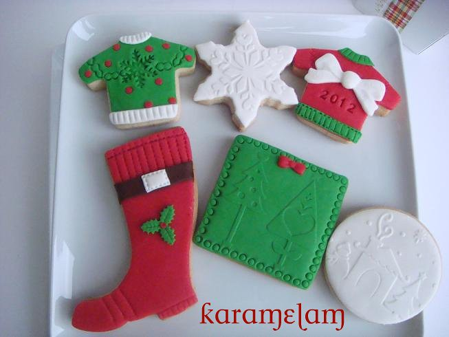 NEW YEAR COOKİES