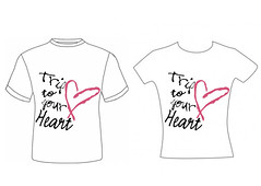 "Camiseta ""Trip To Your Heart"""
