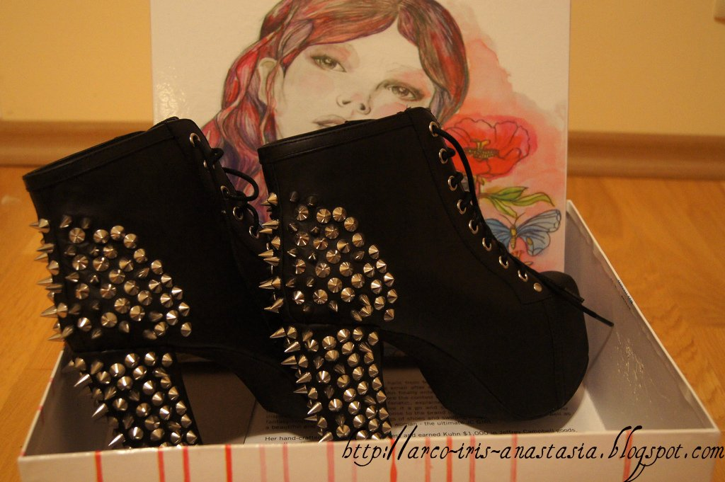 Jeffery Campbell's Lita Spike