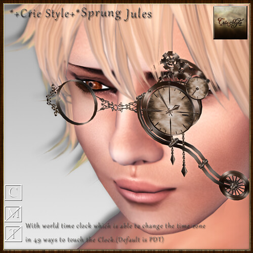 *+Crie Style+* Sprung-Jules