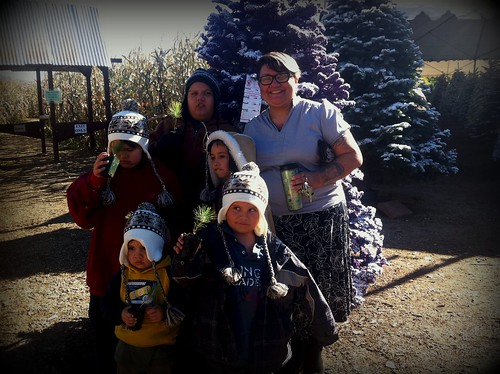 Tree Farm Family