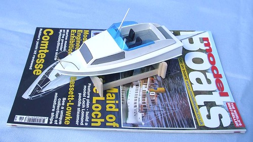 Tiny boat
