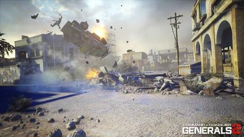 Command & Conquer: Generals 2 First Screenshots