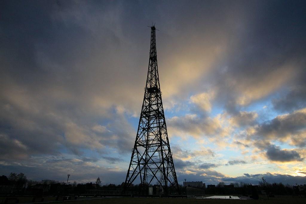 Torre de radio Gliwice