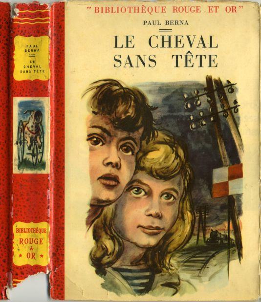 Le Cheval sans tête, by Paul BERNA