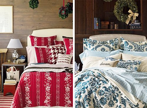 Lands End Bedding Home