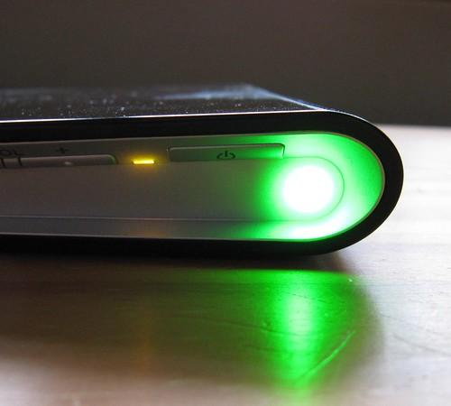 Benachrichtigungs LED