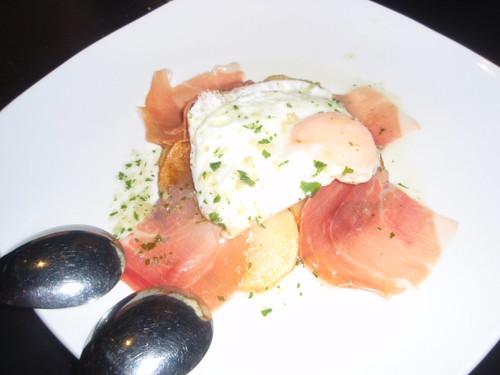 Zaragoza | Tapelia | Panaderas con jamón