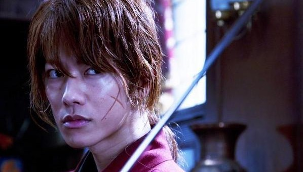 Trailer de Samurai X, O filme