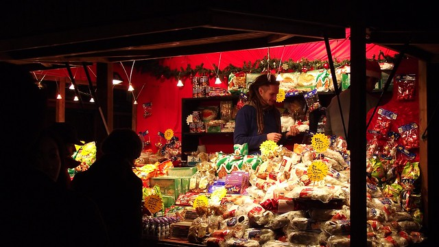 Edinburgh Christmas market and fair 012