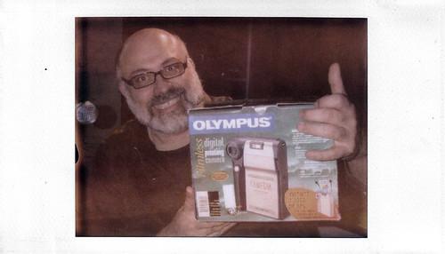 Michael's NIB Olympus Camedia C-211 / Polaroid Hybrid Camera