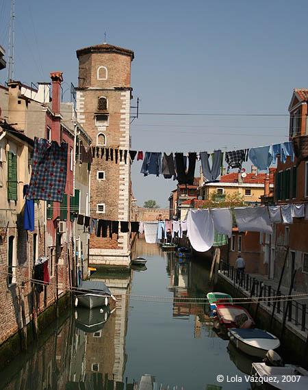 Un canal en Castello. © Paco Bellido, 2007