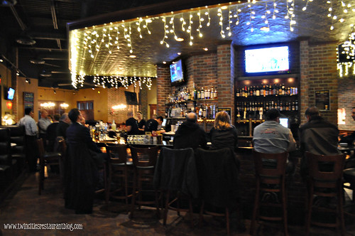 Bar Area at Bricks Pub ~ Blaine, MN