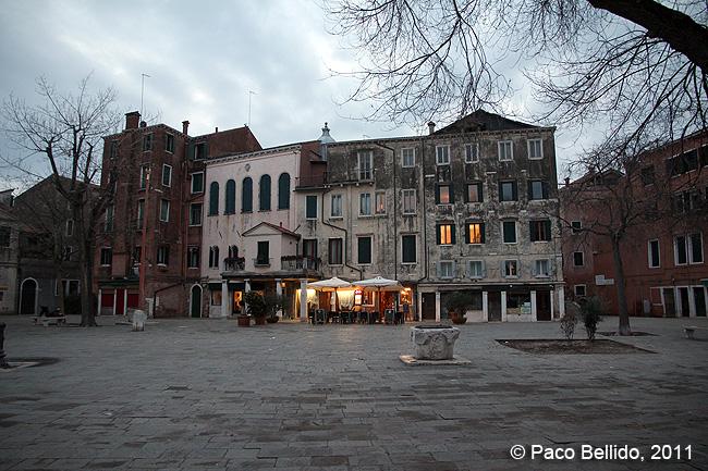 Plaza del Gheto. © Paco Bellido, 2011