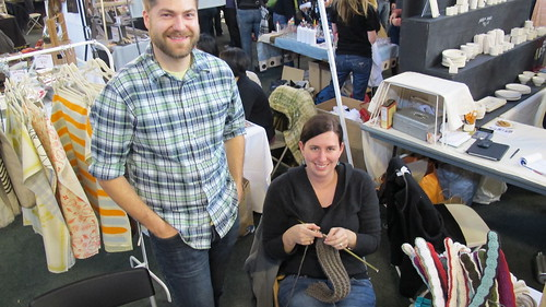 3rd Annual Renegade Craft Fair Holiday Market in San Francisco