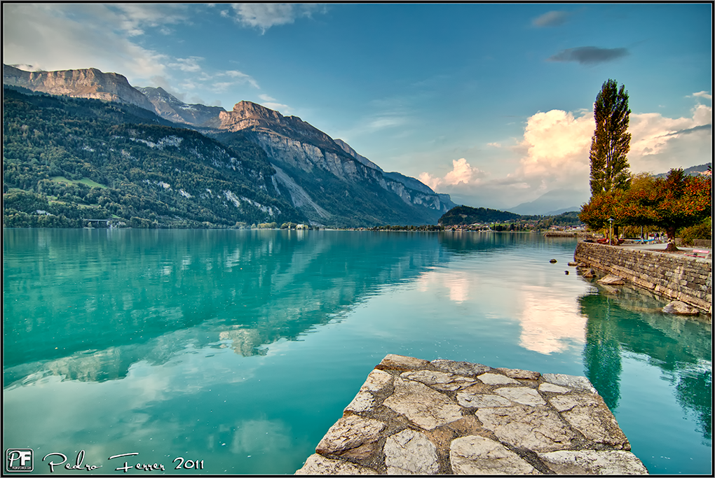 Suiza - Thunersee
