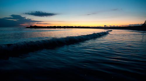 sea panorama beach sunrise landscapes mare alba tokina1224 rimini panoramica spiaggia lanscape onda rivabella