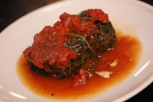Stuffed Cabbage Rolls (or Galumpkis)