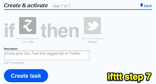 step 7 ifttt