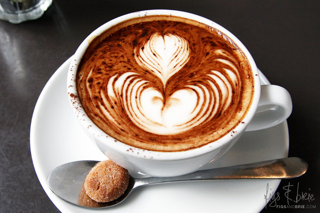 Wattle Maccacino, Cafe Ish