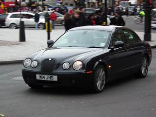 Jaguar S-type Sport D
