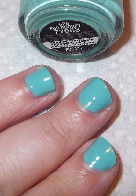 China Glaze: For Audrey