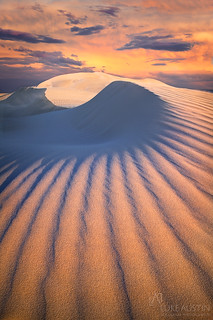 Shifting Sands - Western Australia
