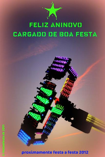 Felicitación Festa a Festa 2011
