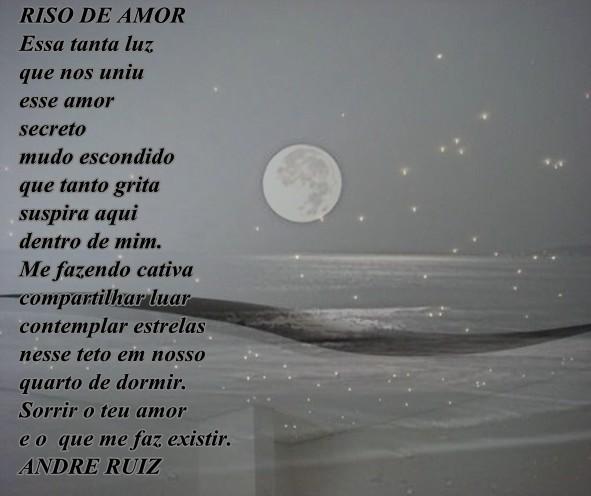 RISO DE AMOR
