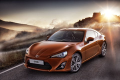 [Free Images] Transportation, Cars, Toyota, Toyota 86 ID:201202180000