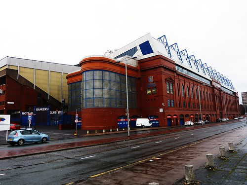 Rangers F.C.Football Stadium, Ibrox