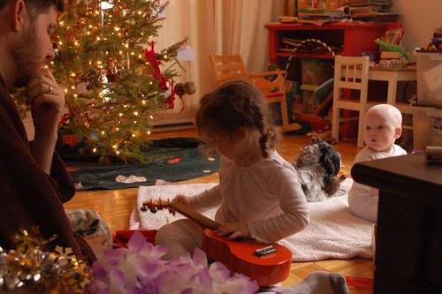 """""""Ah! A guitar!"""""""