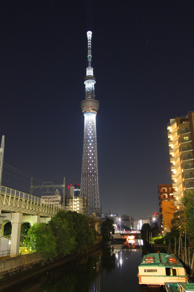 Skytree Illumination 2011 (4)
