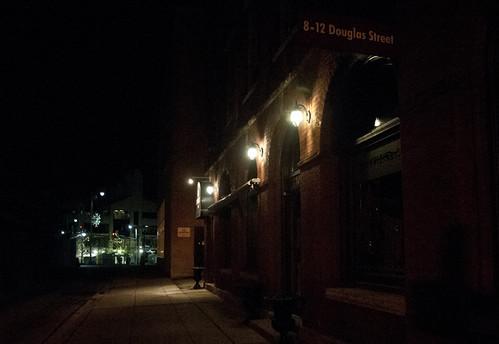 Douglas Street by Bruce Shapka