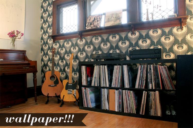 Sneak Peek - Music Room