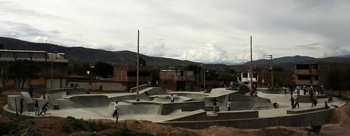 skatepark ayacucho