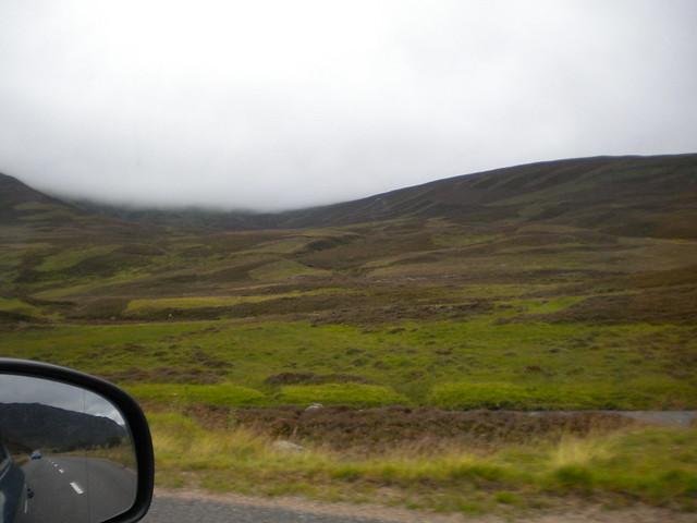 Viaje en coche por Escocia