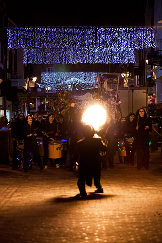 861/1000 - Chester Winter Watch Parade by Mark Carline